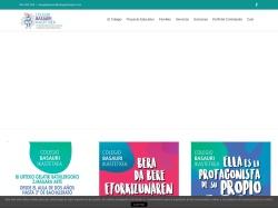 Opiniones sobre  Colegio Cooperativa Basauri