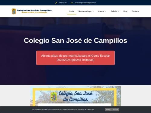 Opiniones sobre  Colegio San José De Campillos