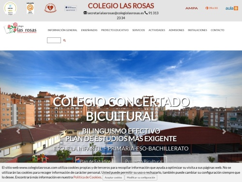 Opiniones sobre  Colegio Las Rosas