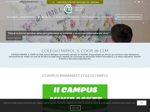 Opiniones sobre  Colegio Mayol