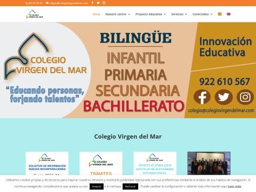 Opiniones sobre  Colegio Virgen Del Mar