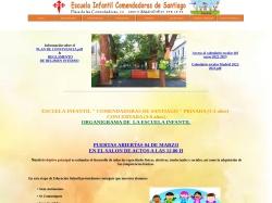 Opiniones sobre  Centro De Educación Infantil Comendadoras De Santiago