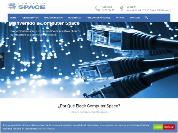 COMPUTER SPACE - Opiniones de clientes -