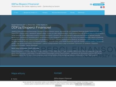 Kredyt Hipoteczny - ekspert finansowy DDF24 Zielona Góra