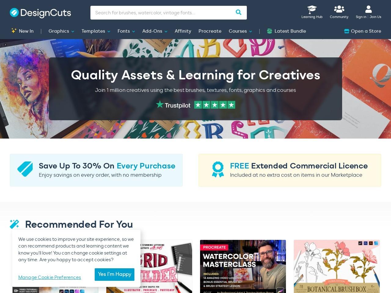 http://www.designcuts.com