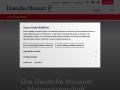 Deutsches Museum: Screenshot
