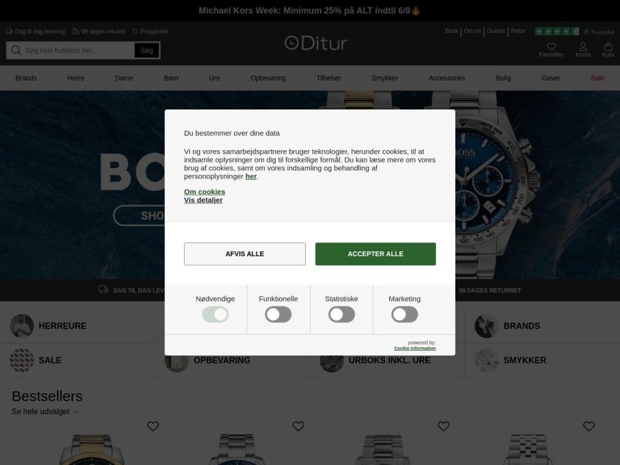 http://www.ditur.dk