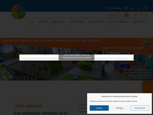 Opiniones sobre  Colegio Madre Del Divino Pastor
