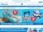 Dohenys Water Warehouse Coupon and Promo codes
