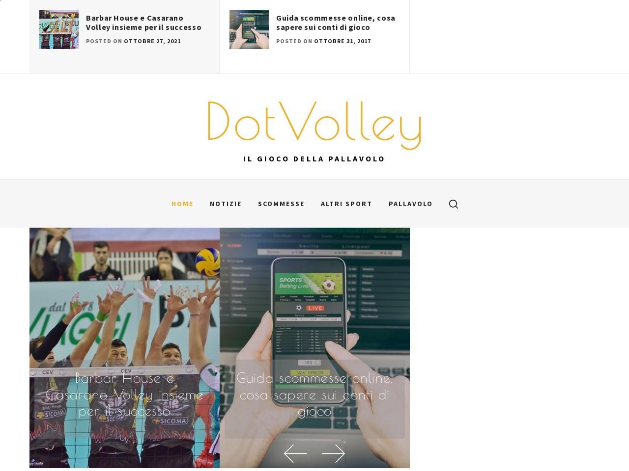 www-dotvolley-it