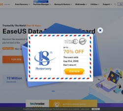 EaseUS Data Recovery Wizard Coupons