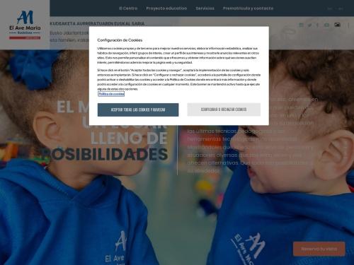 Opiniones sobre  Colegio El Ave María