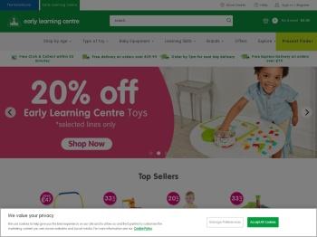 ELC 50% Toy Sale