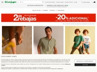 Tienda online EL CORTE INGLES de TERUEL