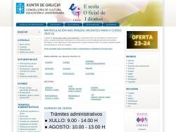 Escuela Oficial De Idiomas De Vigo - Opiniones de alumnos -