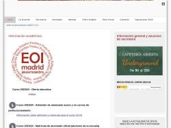 Eoi E.o.i. De Madrid-jesus Maestro - Opiniones de alumnos -