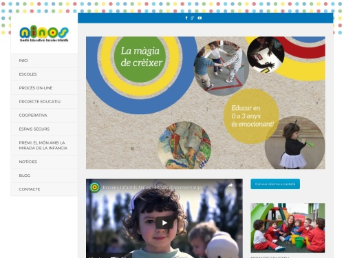 Opiniones sobre  Escuela Infantil Municipal La Taronja