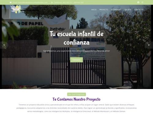 Opiniones sobre  Escuela De Bebes Barco De Papel