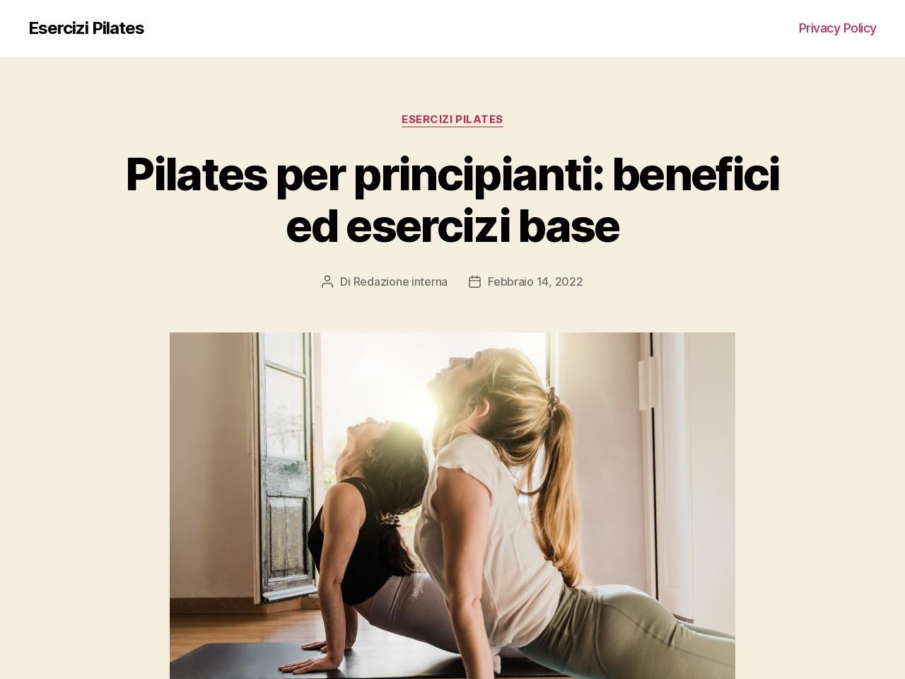 esercizi-pilates