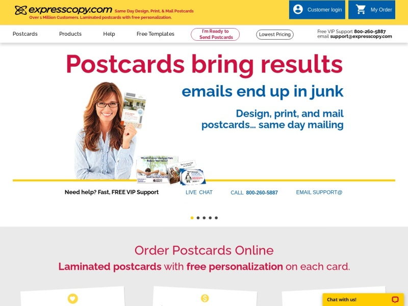 Direct Mail Marketing and Postcard Advertising