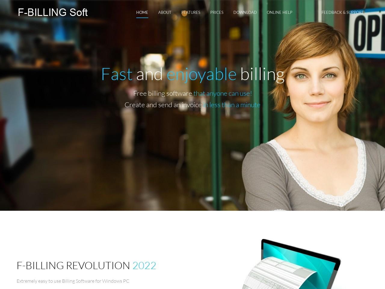 F-Billing Software