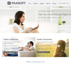 Faasoft Audio Converter for Mac Coupons
