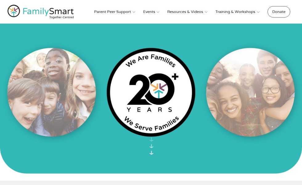 FamilySmart for child and youth mental health