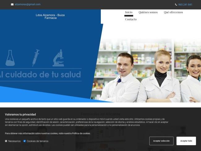 Farmacia Alzamora Buiza - Opiniones de clientes