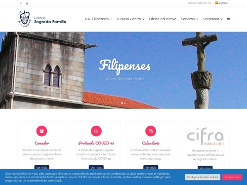 Opiniones sobre  Colegio Filipense Sagrada Familia
