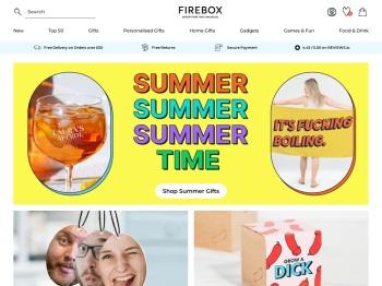 Firebox Big Fat Summer Sale