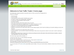 Fast Traffic Trader 2 screenshot