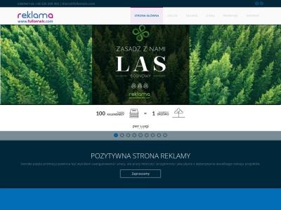 reklama fullserwis - Renoma+ Multiagencja Reklama Bielsko-Biała