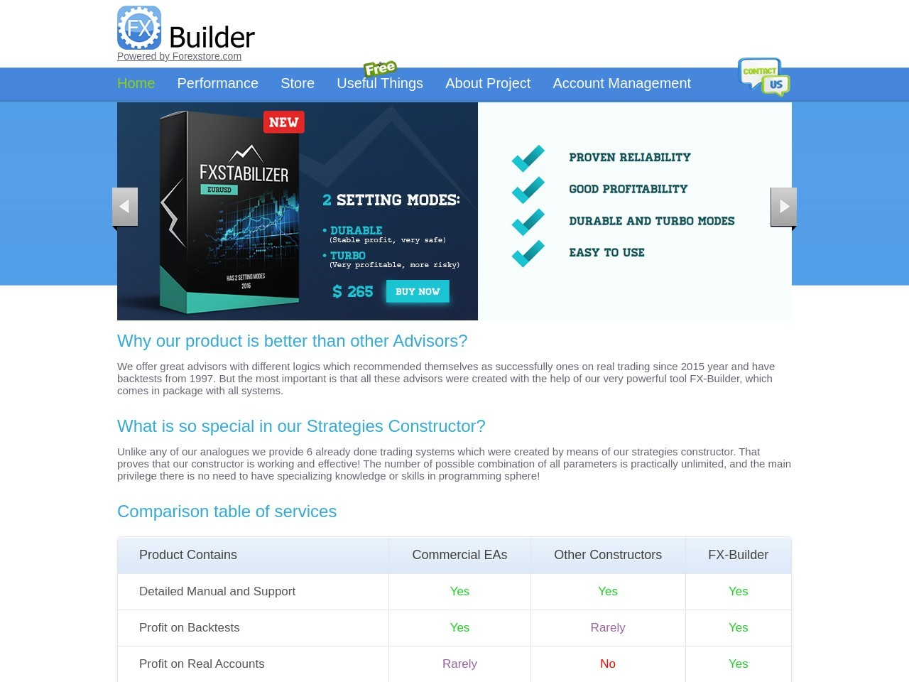 FX-Builder