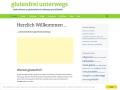 www.glutenfrei-unterwegs.de Vorschau, Glutenfrei unterwegs