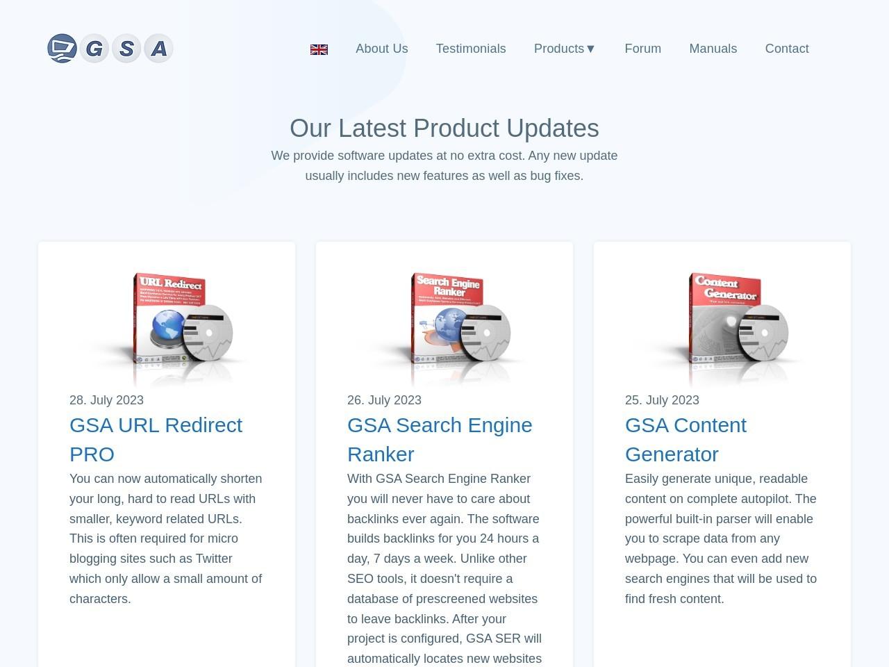 GSA Gesellschaft fur Softwareentwicklung