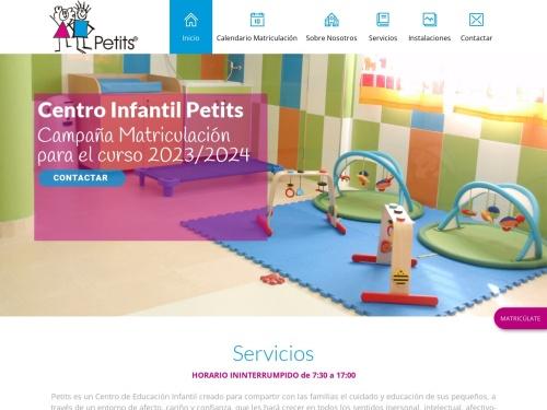 Opiniones sobre  Escuela Infantil Petits 2