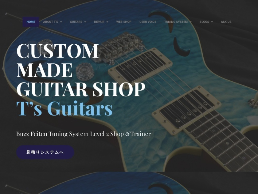 T's Guitars Factory