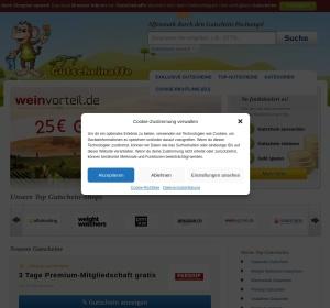 http://www.gutscheinaffe.de