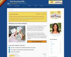 Hair Analysis Online