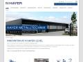 www.hayer-metalltechnik.de Vorschau, Hayer Metalltechnik, Inh. Gerhard Hayer