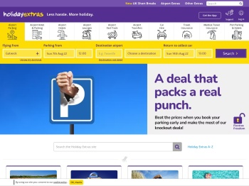 21% Off Airport Parking