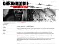 www.holocaust-chronologie.de Vorschau, Chronologie des Holocaust