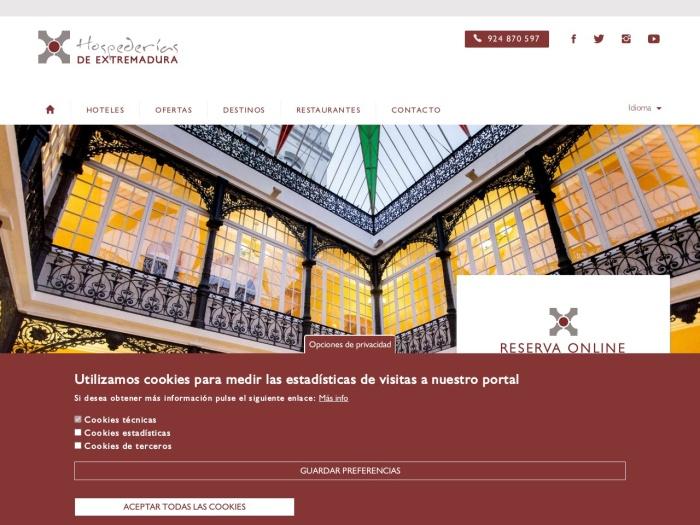 Opiniones sobre HOSPEDERIA PARQUE DE MONFRAGÜE