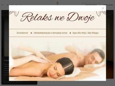 Noclegi w Sochaczewie pod Warszawą | Hotel Chopin**** Business & Spa