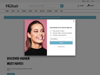 Stock Up With The HQHair 30% Winter Sale