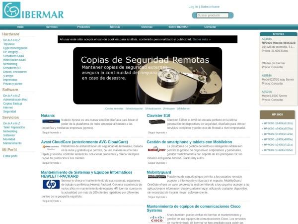 IBERMAR - Mayoristas de informatica