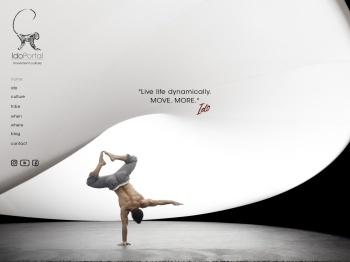 Ido Portal | Movement Culture | Home