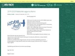 Opiniones sobre  Colegio Ikasbide