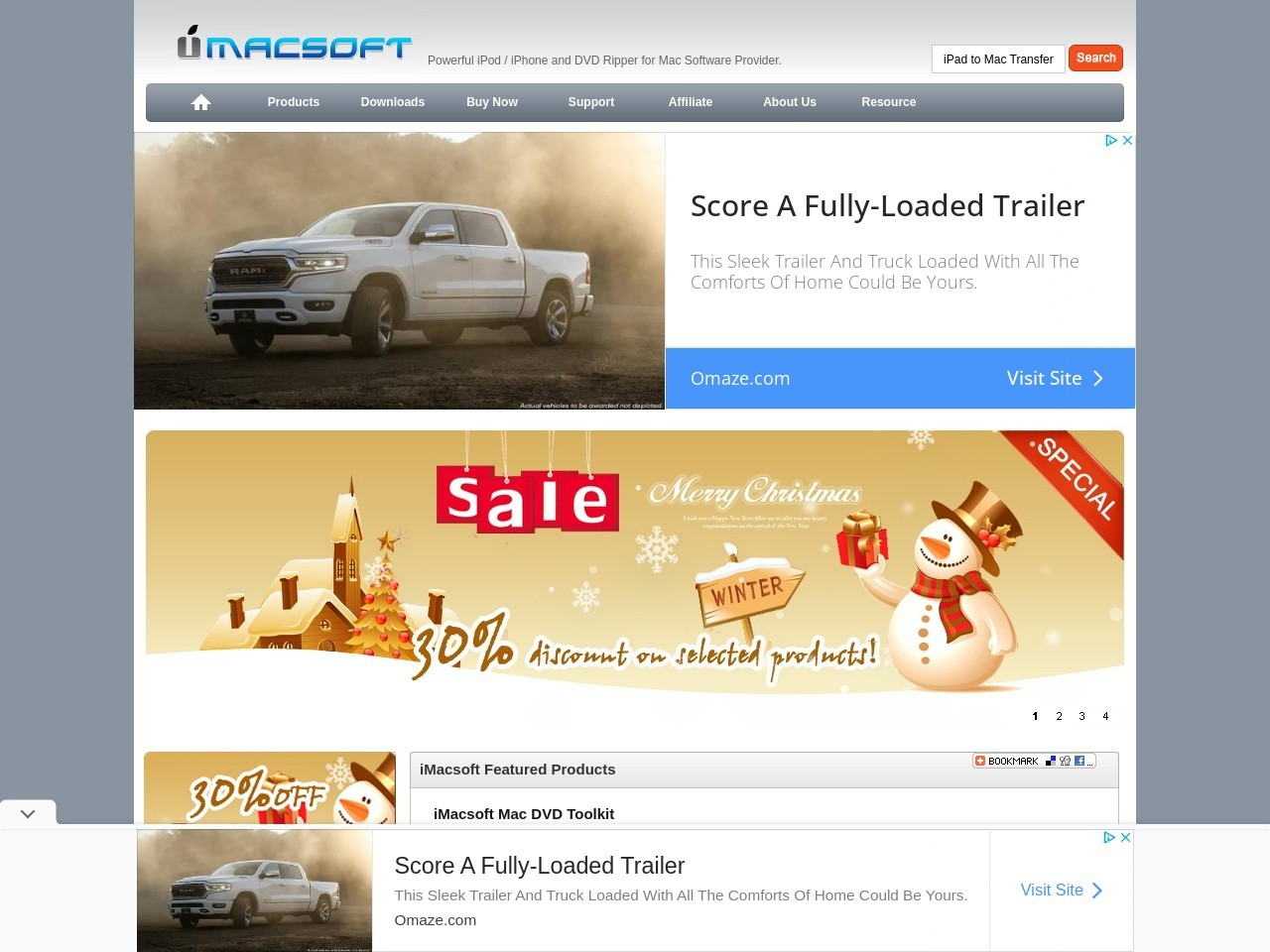 iMacSoft Software