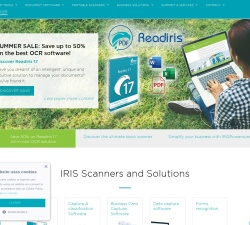 Readiris Pro 14 for Mac (OCR Software) Coupons
